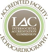 IAC Accredited Facility - Echocardiography