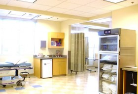 Outpatient surgery operating room